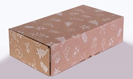 Как сделать подарочную коробку из гофрокартона (1)