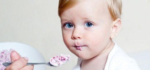 Прикорм из творога для детей (2)