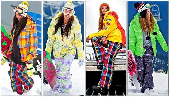 Одежда для сноубординга (2)