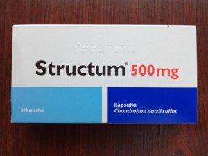 Показания и характеристики препарата «Структум» (2)