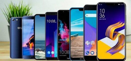 Топ-3 смартфонов 2019 года