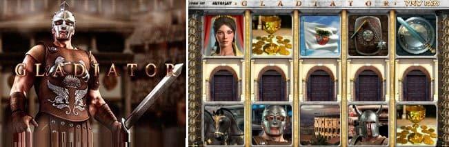 Игровой автомат «Gladiator»