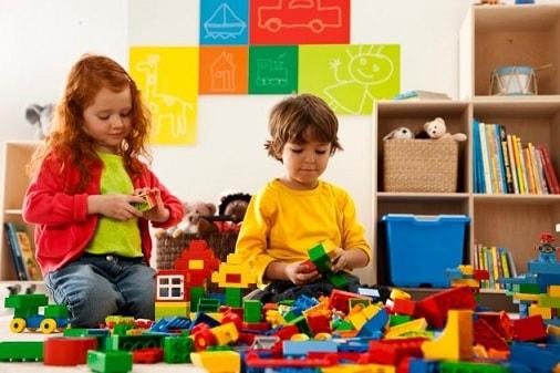 Какие бывают конструкторы для детей - выбираем первый хенд-мейд