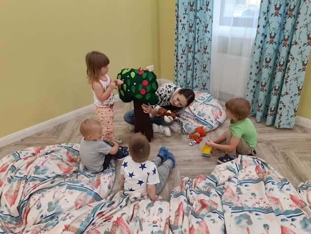 Детский садик Шале в Измайлово (2)