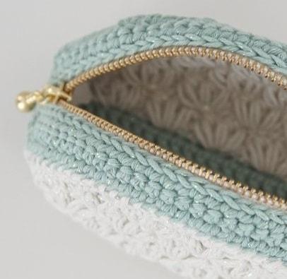 Вязание косметички крючком (2)