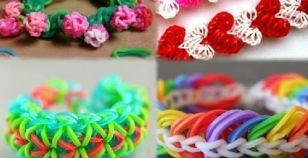 Большой ассортимент наборов для плетения из резиночек в интернет-магазине MrHappy.ru
