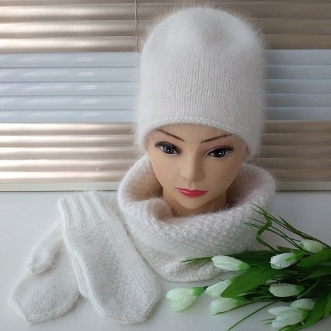 Пряжа «Пух норки» - преимущества и особенности (2)
