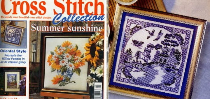 Cross Stitch collection - Summer sunshine (2)